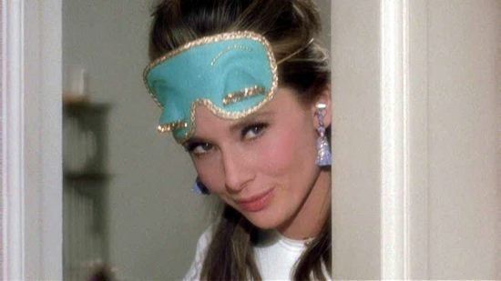 Holly Golightly makeup