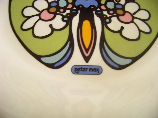 Peter Max Iroquois China