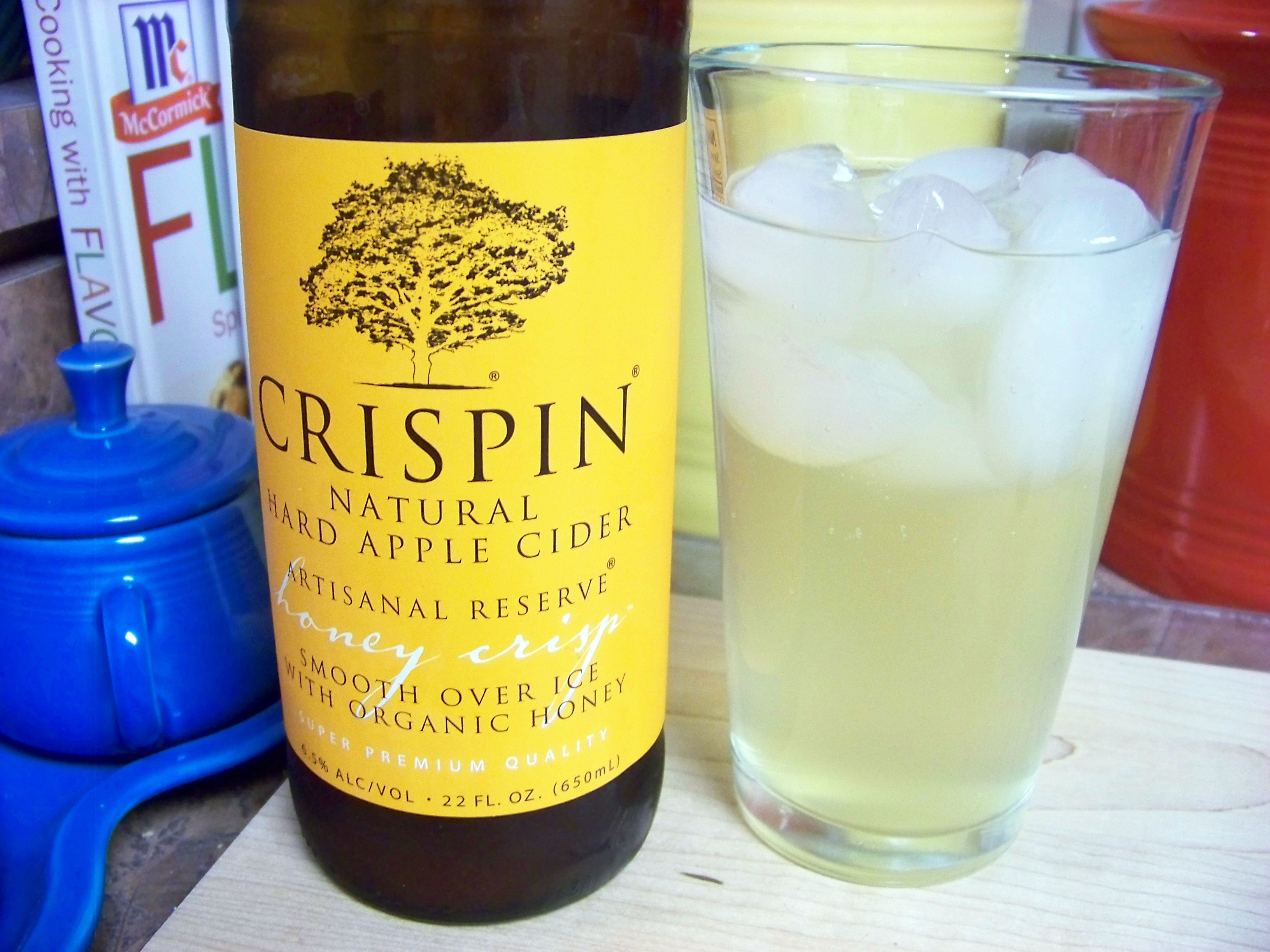 Crispin Honey Crisp Cider