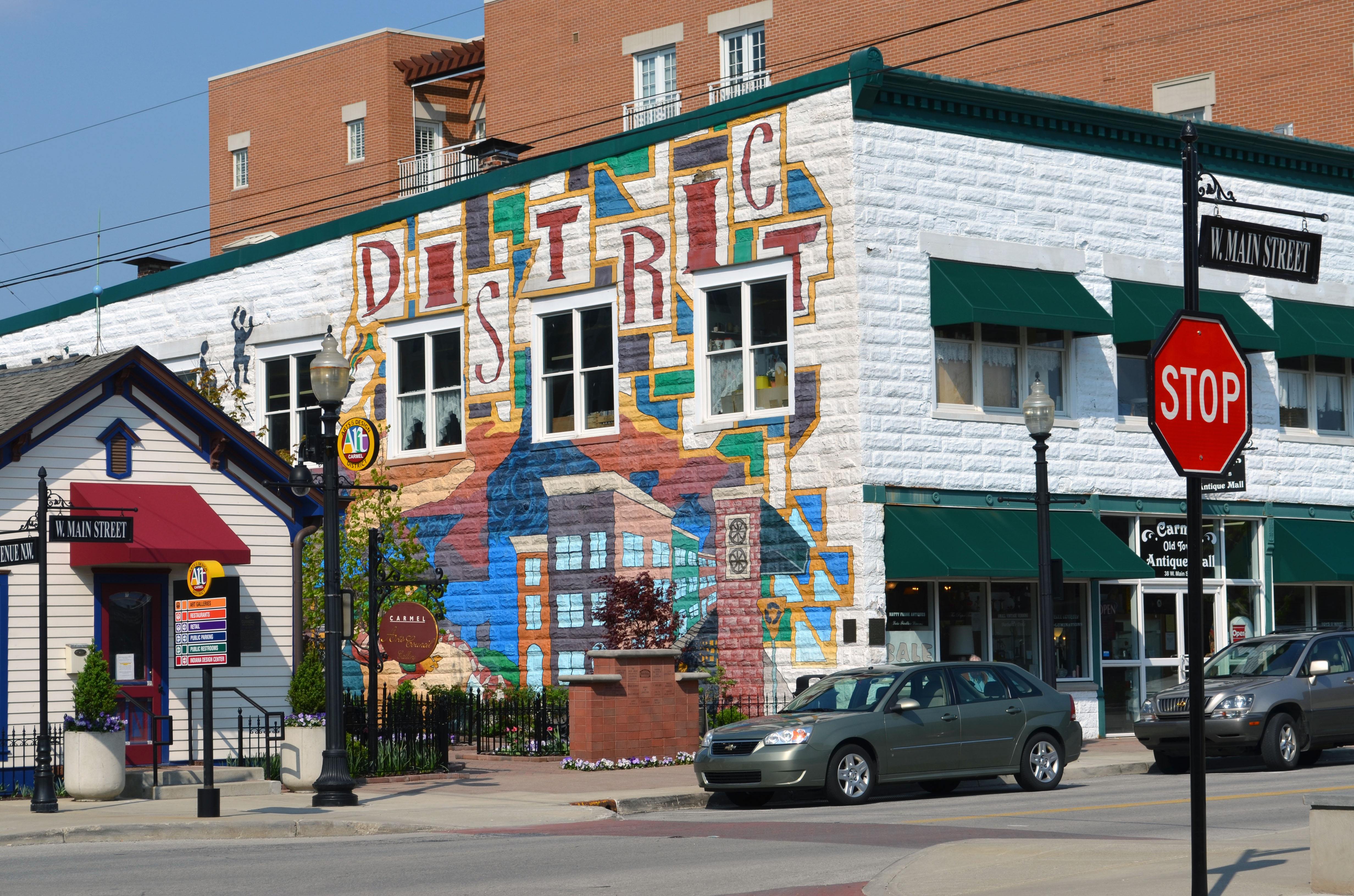Arts District Carmel, Indiana