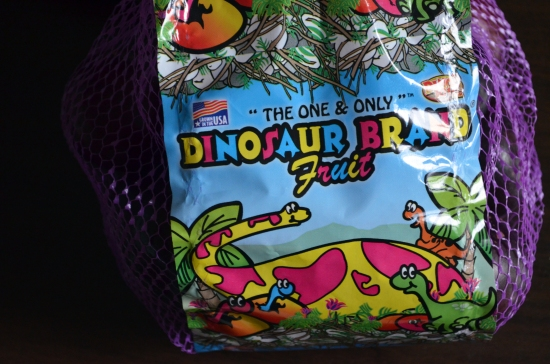 dinosuar brand fruit plums