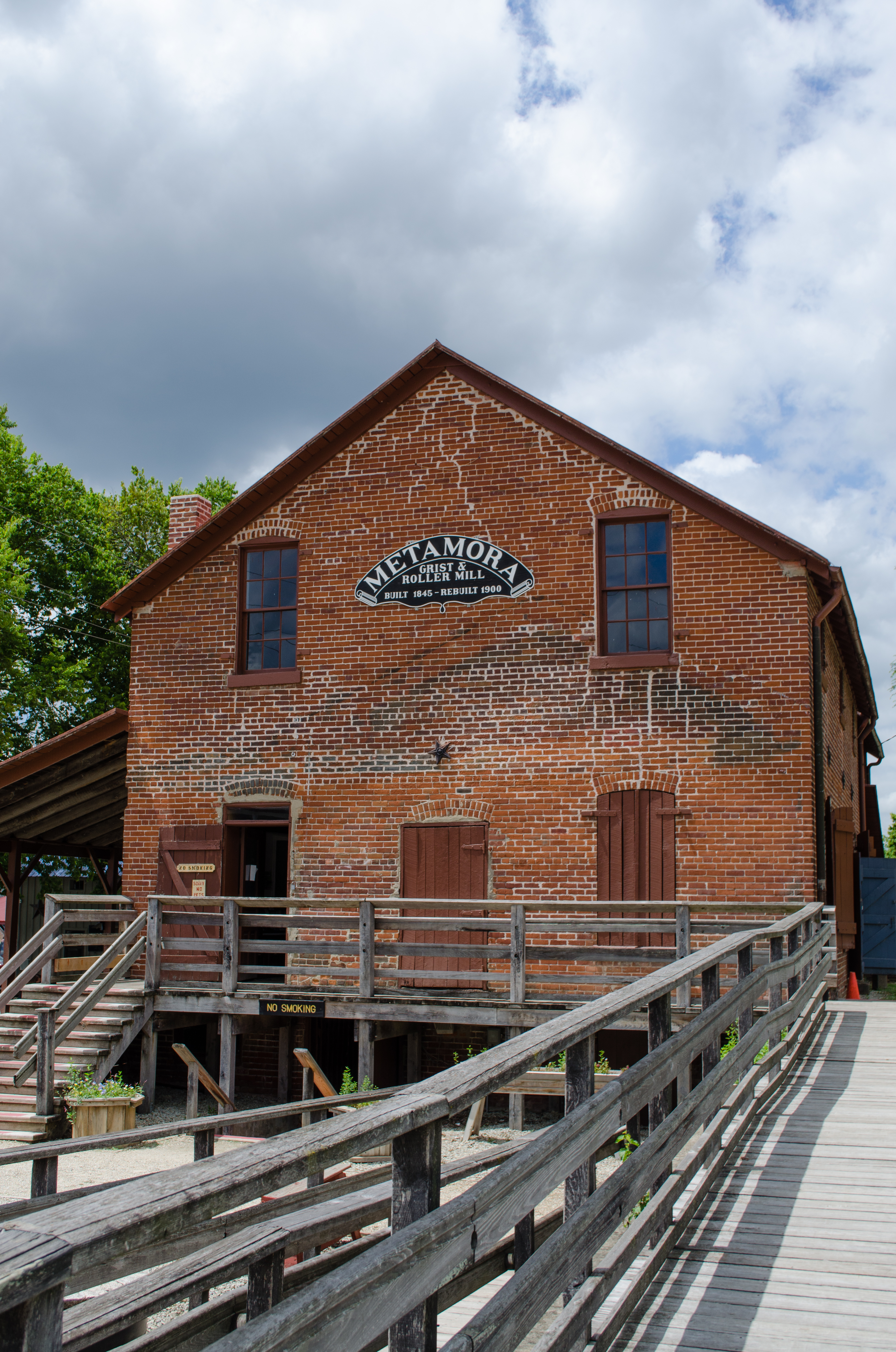 Grist Mill Metamora, Indiana