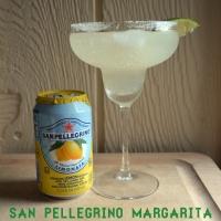 San Pellegrino Limonata Margaritas