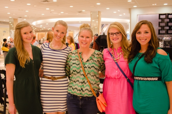 Fashion's Night Out Indianapolis Saks