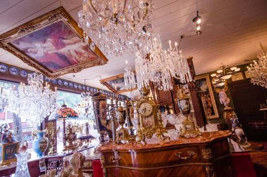 morton's antiques gatlinburg