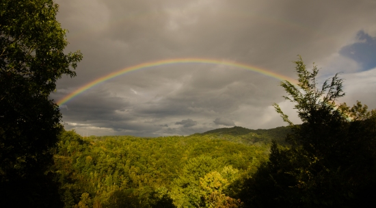 gatlinburg rainbow