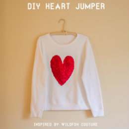 diy wildfox couture