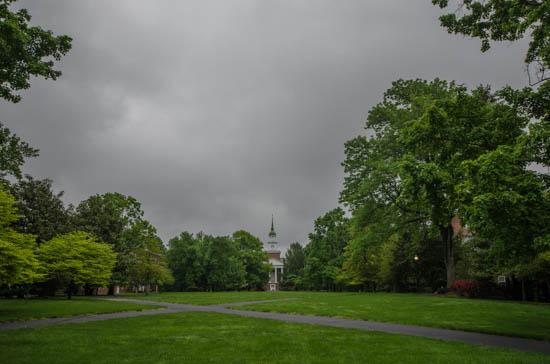 Hanover College Quad