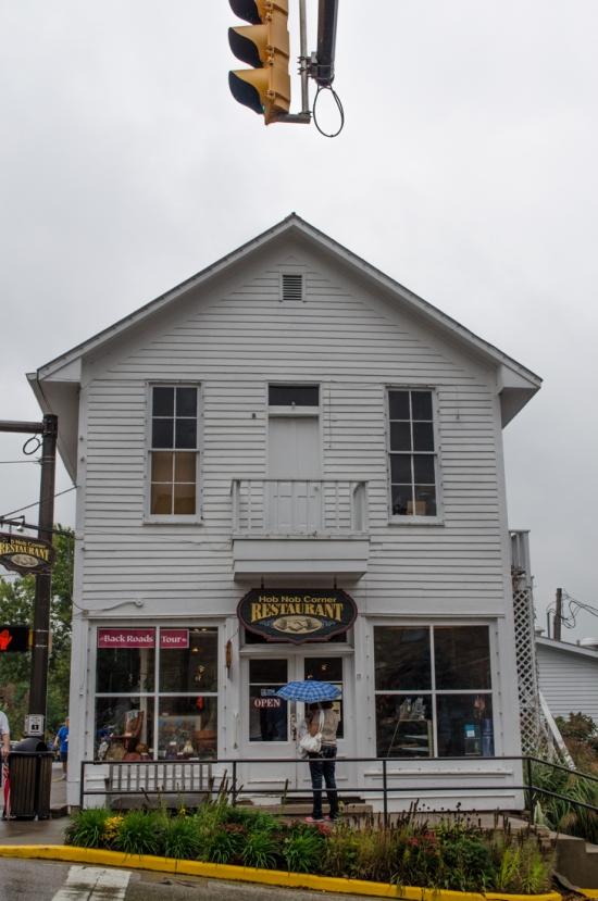 Hob Nob Corner Restaurant Nashville, Indiana