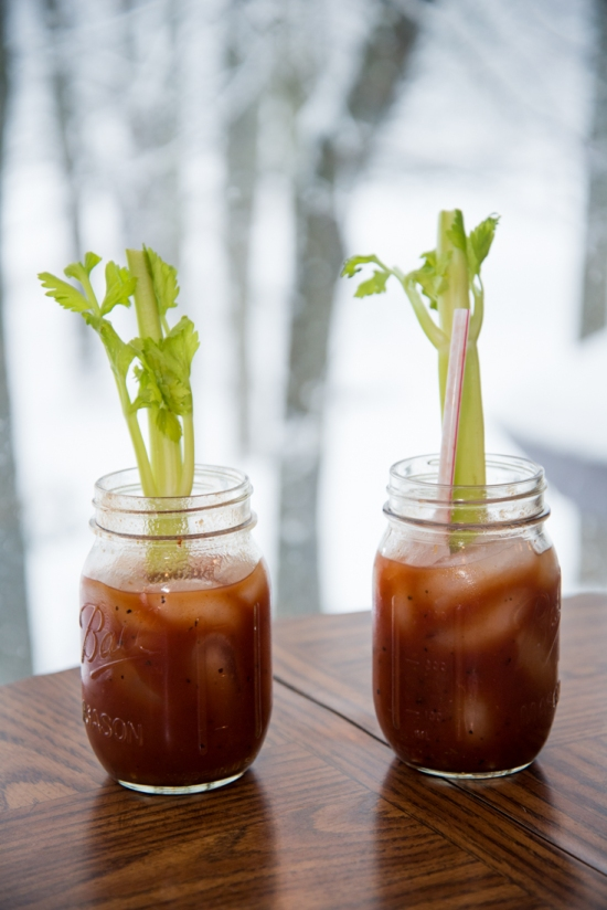 Hoosier Momma Bloody Marys