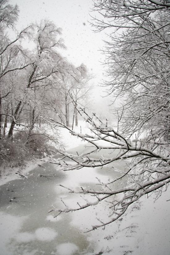 Indiana Snow Storm 2014