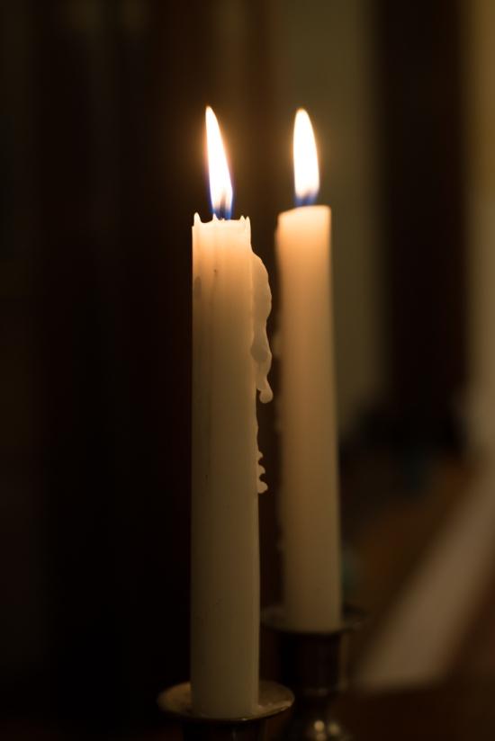 Dripping Candlesticks